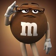Brown M&M